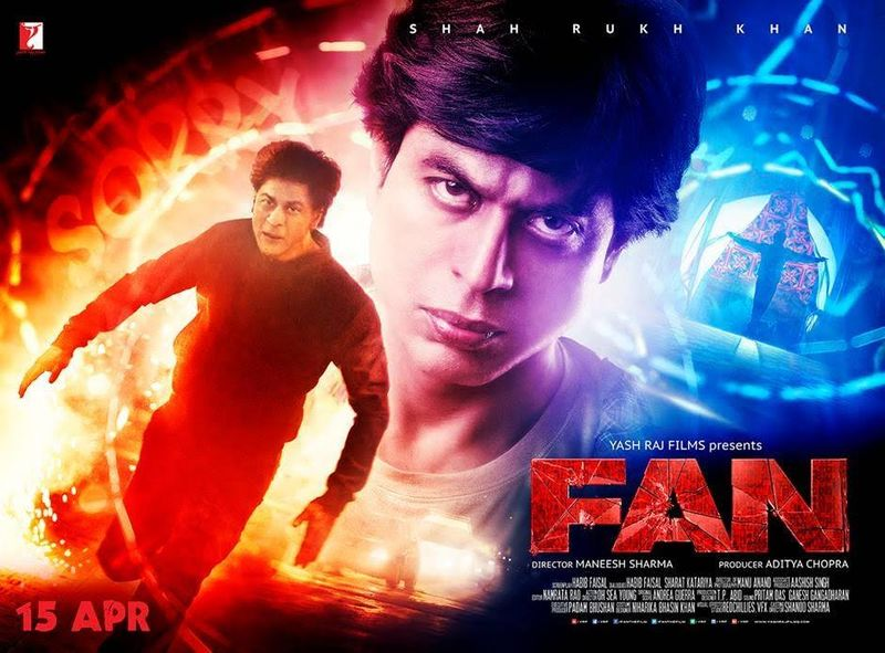 fan_upcoming_srk_hindi_movie_first_look_poster_2016_mtwiki_story_budget_hit_or_flop_budget