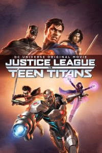 Justice League And Teen Titan